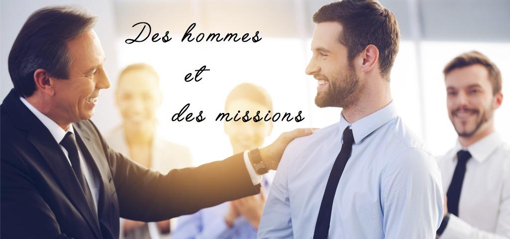 Hommes et missions